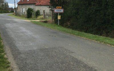 2 juillet : Etape 5 : La Charité sur Loire – Couy