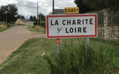 1 juillet : Etape 4 : direction La Charité sur Loire