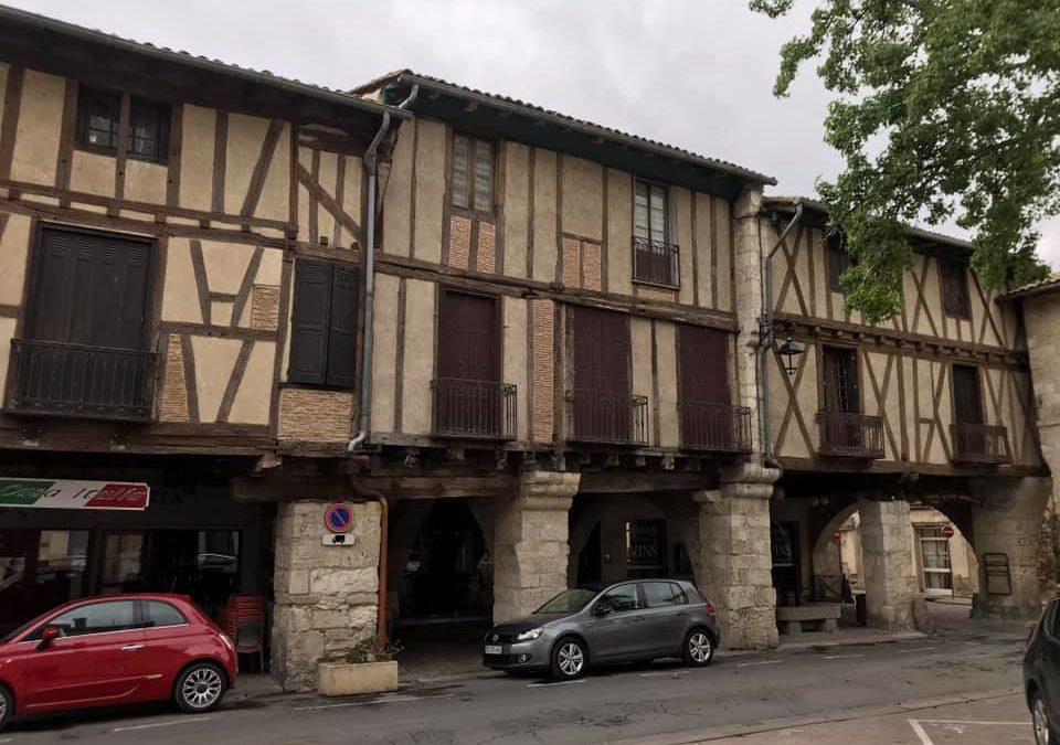 12 juillet : Saussignac – Sainte Foy la Grande